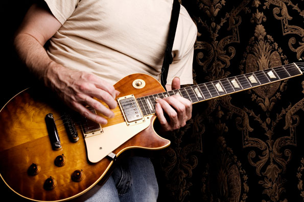 Classic Rock Guitar Lessons Fort Worth