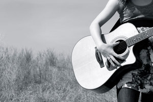 Acoustic Guitar Lessons in Fort Worth & Keller