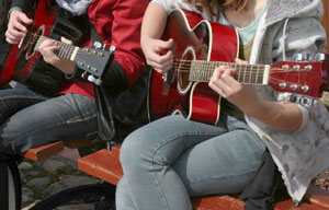Kids Guitar Lessons & Group Guitar Lessons in Fort Worth Texas